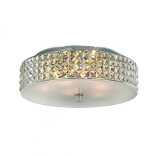Ideal Lux - Krystal loftslampe 6xG9/40W/230V
