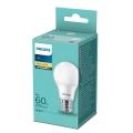 LED-pære Philips A60 E27/8W/230V 2700K