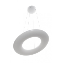 LEDKO 00211 - LED lysekrone DONUT LED/24W/230V