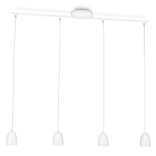 Philips 40922/31/16 - Led hængelampe MYLIVING WOLGA 4xLED/3W/230V