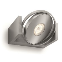 Philips 53150/48/P0 - LED væglampe dæmpbar PARTICON LED/4,5W/230V