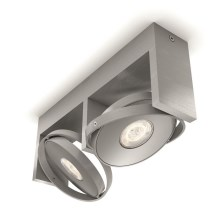 Philips 53152/48/P0 - LED spotlamper PARTICON 2xLED/4,5W/230V