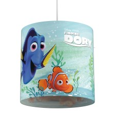 Philips 71751/90/16 - Lysekrone for børn DISNEY FINDING DORY 1xE27/23W/230V