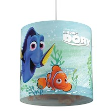 Philips 71751/90/26 - Lysekrone for børn DISNEY FINDING DORY 1xE27/23W/230V