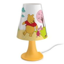 Philips 71795/34/16 - LED bordlampe for børn DISNEY WINNIE THE POOH LED/2,3W/230V