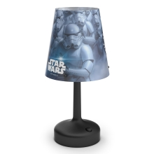 Philips 71796/30/16 - LED bordlampe for børn DISNEY STAR WARS 1xLED/0,6W/3xAA