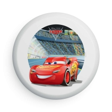 Philips 71884/32/P0 - Børns LED-væglampe DISNEY CARS 4xLED/2,5W/230V