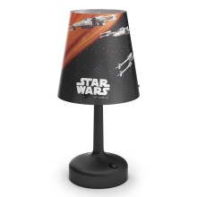 Philips 71888/30/16 - LED bordlampe for børn DISNEY STAR WARS 1xLED/0,6W/3xAA