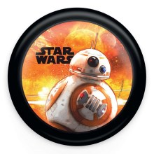 Philips 71924/99/P0 - LED børnelampe med touch STAR WARS LED/0,3W/2xAA