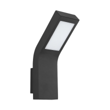 Udendørs LED væglampe SOY LED/10W/230V antik sort IP54